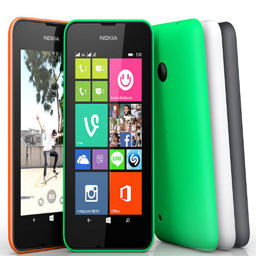 Pre-Booking Of Nokia Lumia 530 Started, nokia,  nokia india,  nokia lumia 530 dual sim,  price of nokia lumia 530 dual sim,  colors of nokia lumia 530 dual sim,  features of nokia lumia 530 dual sim,  specifications,  microsoft,  smartphone,  dual phones in india,  cellphones in india,  technology,  ifairer