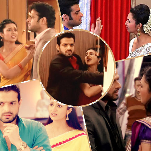 Raman asks Ishita to leave him, raman asks ishita to leave him,  karan patel,  divyanka tripathi,  yeh hai mohabbatein upcoming episode enws,  tv gossips,  tv serial latest updates,  ifairer