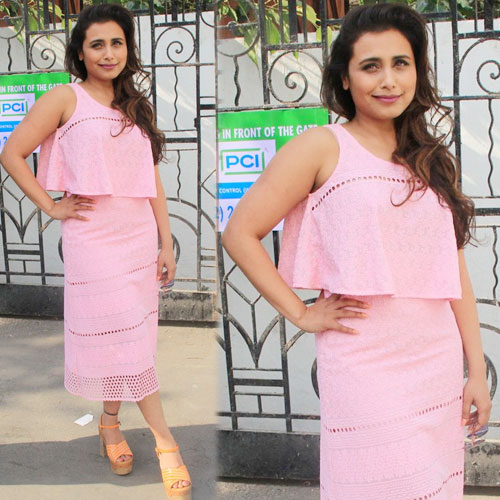 Rani Mukerji's hot and stylish look, rani mukerji hot and stylish look,  rani mukerji,  bollywood news,  bollywood gossip,  latest bollywood updates,  ifairer