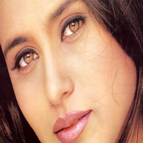 Who Has The Most SExy Eyes In B-TOWN Rani Mukherjee Slide