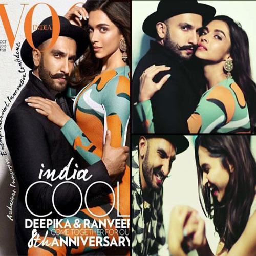 Ranveer Singh and Deepika Padukone hot photoshoot, ranveer singh and deepika padukone hot vogues photoshoot,  ranveer singh,  deepika padukone,  fashion trends 2015,  fashion trends,  ifairer