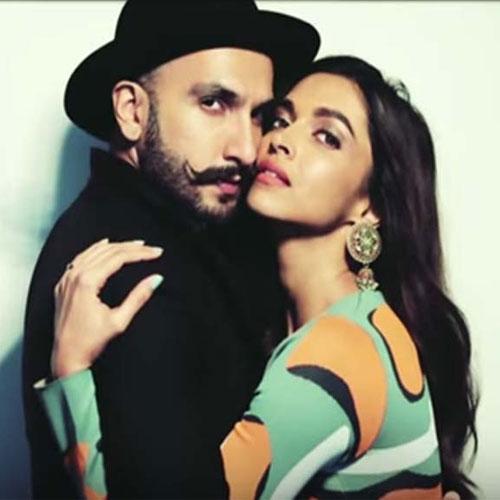Ranveer Singh and Deepika Padukone hot photoshoot Slide 2