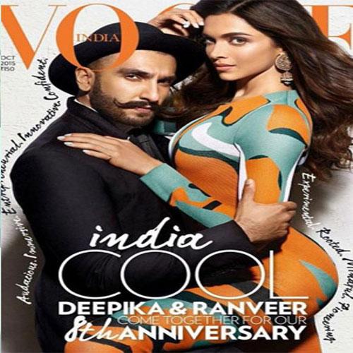 Ranveer Singh and Deepika Padukone hot photoshoot Slide 3