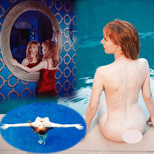 Raunchy Nude shoot of kathy