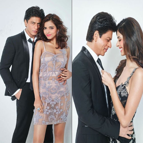 Reigning King Khan with reigning Queens at Femina , bollywood actor shahrukh,  reigning king khan with reigning queens at femina,  shahrukh khan poses with miss 2016 queens for femina magazine july 2016,  miss india 2016 winners dazzle on femina cover with srk,  king khan poses with miss 2016 queens for femina magazine july 2016,  king khan with the queens on femina july 2016 cover,  bollywood news,  bollywood gossip,  ifairer