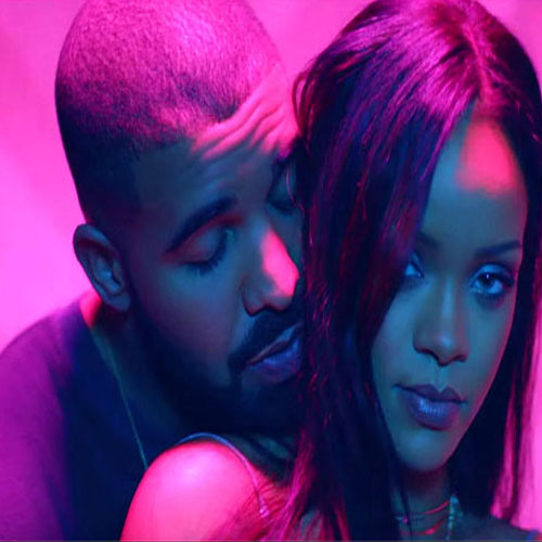 Rihanna and Drake get cosy, hollywood actresses rihanna,  rihanna and drake get cosy,  rihanna & drake get extremely cosy in the new work video: heres all you need to know,  hollywood  actor drake,  hollywood news,  hollywood  gossip,  ifairer