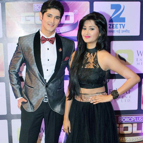 Rohan Mehra aka Naksh dating Kanchi Singh!, television actor rohan mehra,  television actress kanchi singh,  rohan mehra aka naksh dating kanchi singh,  yeh rishta kya kehlata hai actors rohan mehra,  kanchi singh dating,  rohan mehra and kanchi singh are the new lovebirds,  rohan mehra and kanchi singh dating each other,  tv gossips,  tv serial love affair,  ifairer