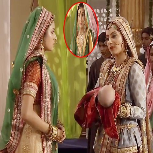 Rukkaiya make plan to harm Jodha's son, rukkaiya make plan to harm jodha,  rukkaiyas plan to harm jodhas son for getting jalal,  jodha akbar jodha realising mistake of giving baby to rukhaiya,  jodha akbar,  jodha akbar upcoming episode news,  paridhi sharma,  tv gossip,  tv masala,  tv serial latest news,  tv serial updates,  ifairer