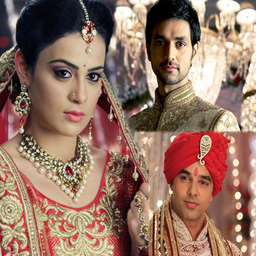 RV to marry Ishani, Chirag dumping her