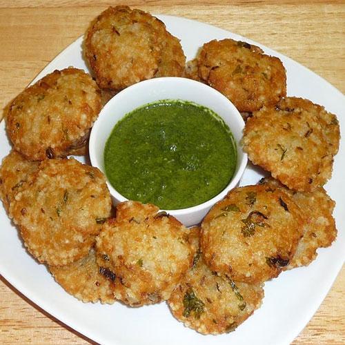 Sabudana Aloo Tikki , sabudana aloo tikki,  how to make sabudana aloo tikki,  recipes for sabudana aloo tikki,  recipes,  tea time recipes,  ifairer