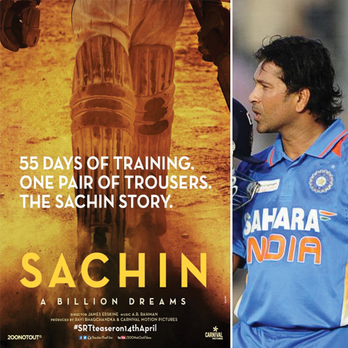 Sachin:A Billion Dreams,3 other first looks, sachin: a billion dreams first look launched,  sultans pehla dav,  udta punjabs first look is out,  emaraans  azhar's new poster unveiled,  shahids new avatar in udta punjab,  sachins biopic takes in twitter,  entertainment,  bollywood,  ifairer