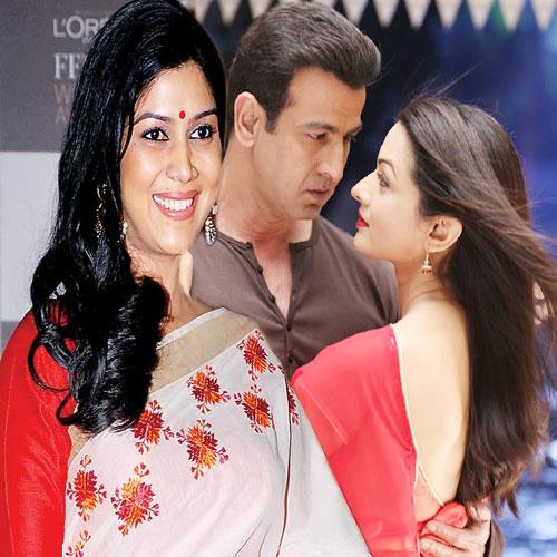 Sakshi To Play Neil's Mystery Lady , sakshi to play neil mystery lady,  sakshi tanwar,  itna karo na mujhe pyaar upcoming episode news,  ronit roy,  pallavi kulkarni,  tv gossips,  tv serial latest updates,  ifairer