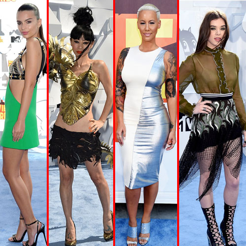 Sense Of fashion at MTV Movie Awards, mtv movie awards,  fashion,  fashion tips,  fashion accessories,  fashion trends,  fashion trends 2015,  latest news