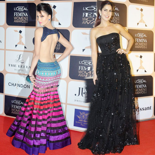Divas At Femina Women Awards 2015, divas at femina women awards 2015,  fashion trends 2015,  fashion trends,  fashion,  how to look like divas,  ifairer