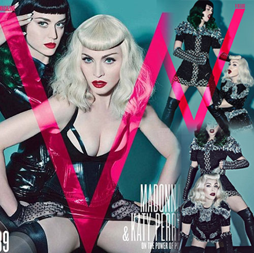 Sexy girls get naughty for cover shoot, sexy girls get naughty for cover shoot,  madonna,  katy perry,  hollywood news,  hollywood gossips,  latest news,  v-magazine,  madonna-versus-katy perry,  hot shoot of madonna and katy perry,  sexy madonna and katy perry,  hot madonna and katy perry,  seductive pose of madonna and katy perry
