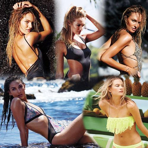 Sexy shoot of Victoria Secret's Angels, sexy shoot of victoria secrets angels,  fashion,  fashion tips,  fashion trends,  fashion accessories,  fashion trends 2015,  victoria secret,  latest news,  ifairer
