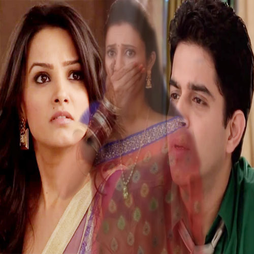 Shagun to Catch Ashok with Mihika in room  , shagun to catch ashok with mihika in room,  shagun to catch ashok red-handed with mihika in yeh hai mohabbatein,  shagun to catch ashok with mihika,  ashok marries mihika shagun back to bhalla family,  ashok to marry mihika by  yeh hai mohabbatein upcoming episode news,  tv gossip,  tv buzz,  tv serial latest updates,  ifairer