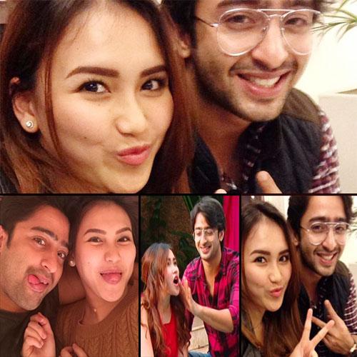 Shaheer Sheikh dating Ayu Ting Ting, shaheer sheikh dating ayu ting ting,  mahabharat actor is dating popular indonesian singer ayu ting ting,  shaheer sheikh,  tv gossips,  tv celebs love affair,  ifairer