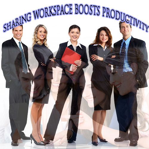 Sharing workspace boosts productivity, sharing workspace boosts productivity,  sharing workspace with opposite sex boosts productivity,  personality development,  sharing workspace with opposite gender boosts productivity,  how to develop personality,  personality development guide,  ifairer