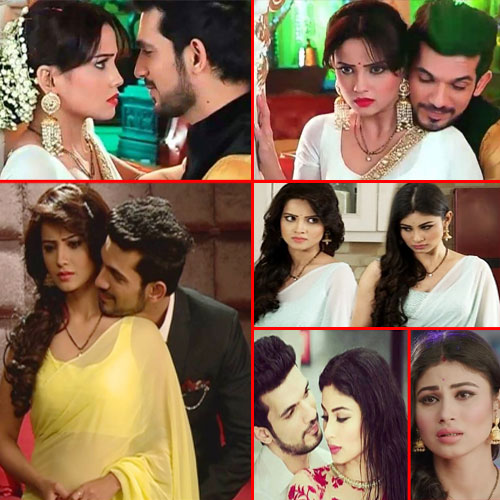 Shesha falls in love with Ritik, Shinavya angered, shesha to fall in love with ritik,  shinavya get angry,  naagin upcoming episode,  tv gossips,  indian tv serial news,  latest tv gossips,  tv serial updates,  tv gossips,  ifairer
