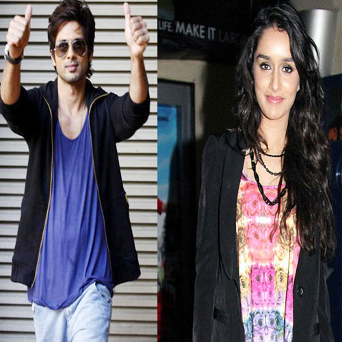Shraddha Kapoor didn't want to kiss Shahid?