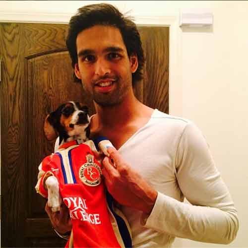 SID MALLYA fuels some IPL T20 passion!, sid mallya fuels some ipl t20 passion,  vijay mallya,  ipl season 2014,  kingfisher