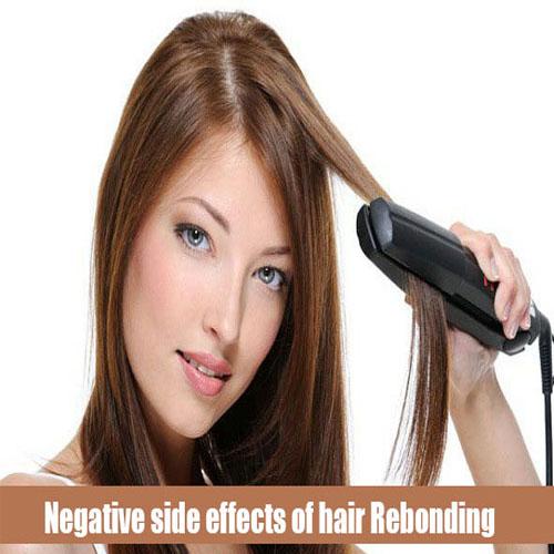 Side effects of hair rebounding , beauty,  side effects of hair rebounding,  hair care