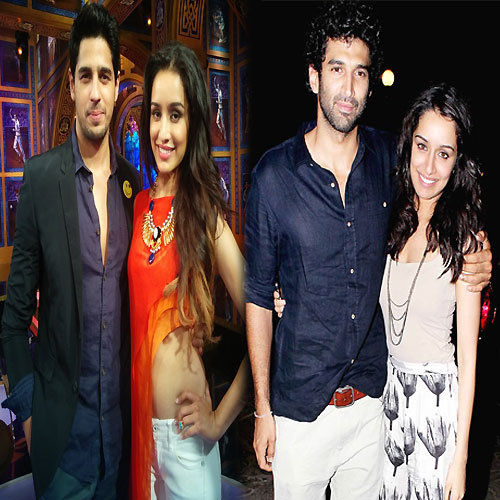 Sidharth Malhotra and Shraddha Kapoor keeping the distance, sidharth malhotra and shraddha kapoor keeping the distance,  sidharth malhotra and shraddha kapoor: from hugging it out to keeping the distance,  shraddha kapoor,  shraddha kapoor and sidharth malhotra,  shraddha kapoor and aditya roy kapoor,  bollywood news,  bollywood gossip,  bollywood masala,  latest bollywood news