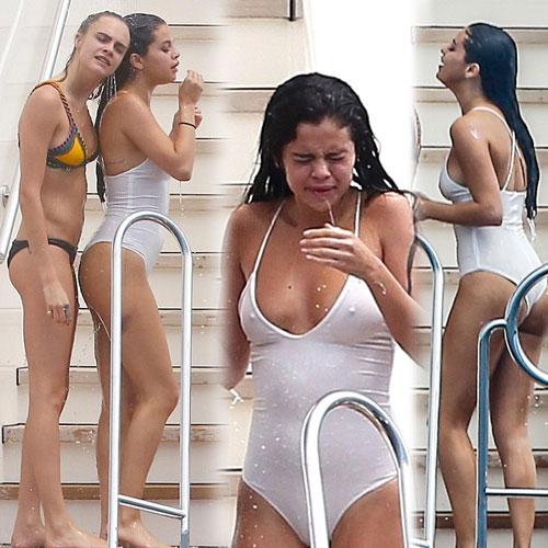 hot naked girls in thong