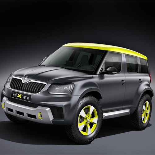 Skoda Yeti Xtreme concept Coming Soon In India, skoda yeti xtreme,  skoda,  skoda india,  launch of skoda yeti xtreme,  price of skoda yeti xtreme,  specifications,  features