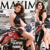 Taapsee Pannu sizzling on the cover page of Maxim