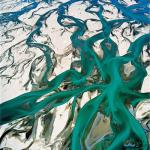 Amazing 15 rivers that look like inky watercolor paintings