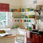 Clever ways to organize your tiny kitchen