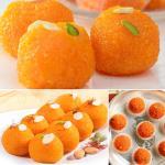 Recipe:How to make Boondi laddu at home