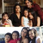 Family eases tension: It is a place of sharing, love...