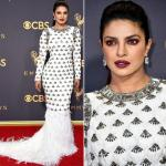 Is Priyanka Chopra promote Swach Bharat Abhiyaan at 2017 Emmys