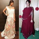 Trendy Desi attire with western touch, rock this season