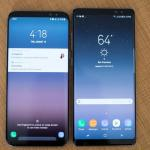 Samsung Galaxy Note 8 suffering from freezing issues