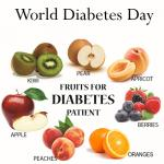 World Diabetes Day: Fruits to manage Diabetes better