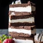 How to make ice cream sandwich cake