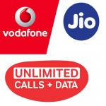 Jio impact:Vodafone offers unlimited calls, 1GB data per day for Rs 198