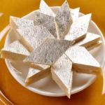 How to make Kaju Katli at home
