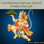 Facts about lord Hanuman no one knows