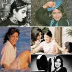 Rare and memorable photos of timeless beauty SRIDEVI