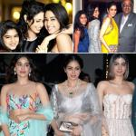 Unseen moment of Sridevi with her daughters will warm your heart