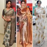 Sabyasachi Saree collection wore by Sridevi