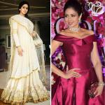 A look at when Sridevi turns a muse for Manish Malhotra