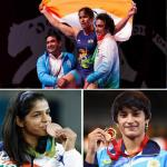 Asian Wrestling C'hip: Navjot Kaur wins 1st gold, list of women to make India proud