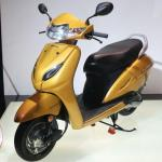 Honda launches automatic scooter, Activa 5G @ 52,460/-