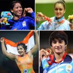 CWG 2018: India's medal winners on day 10, women shines